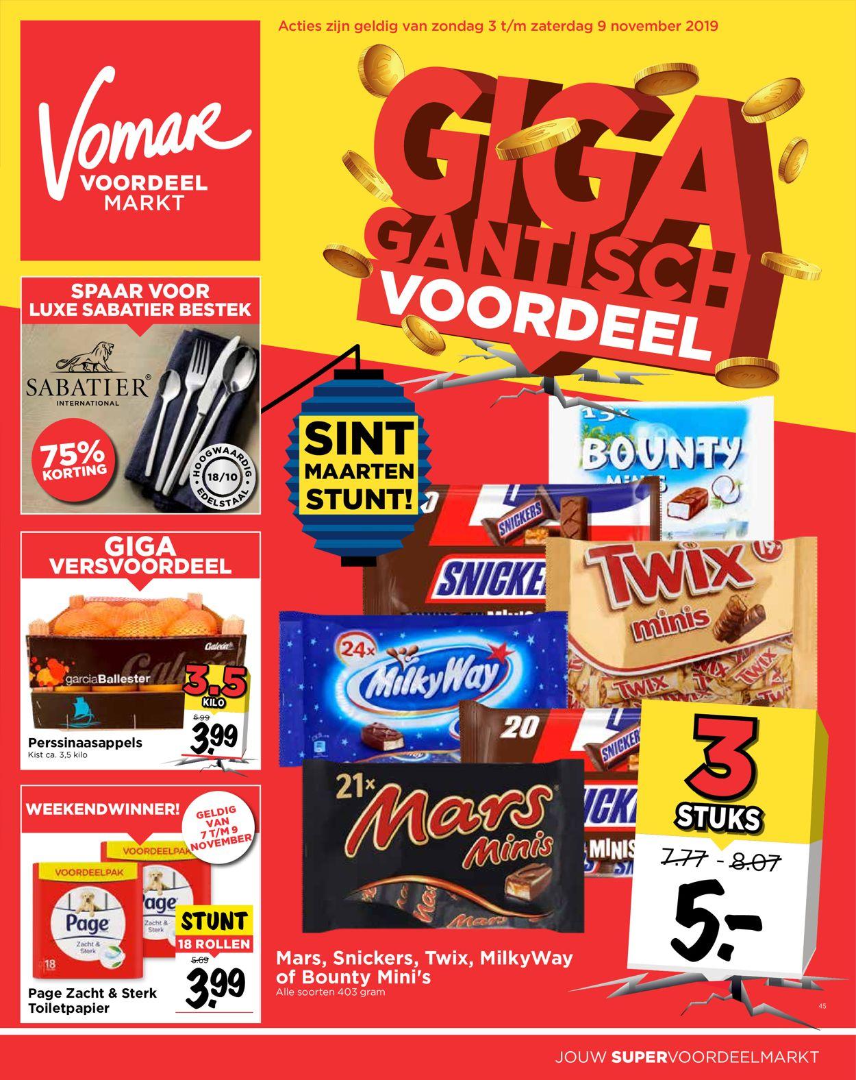 Vomar Folder - 03.11-09.11.2019