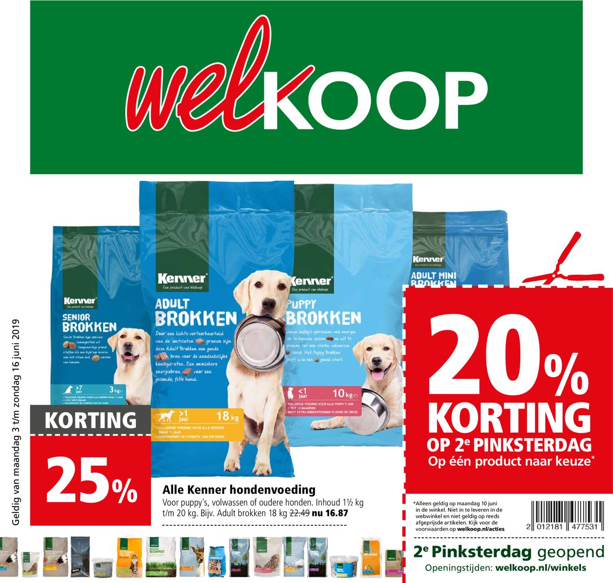 Welkoop Folder - 03.06-16.06.2019