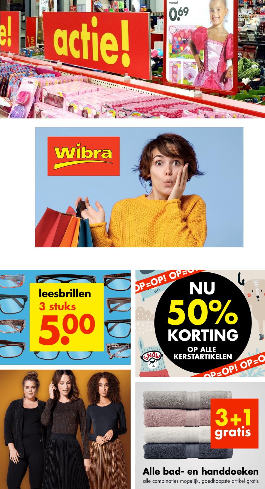 Wibra Folder - 31.12-07.01.2020