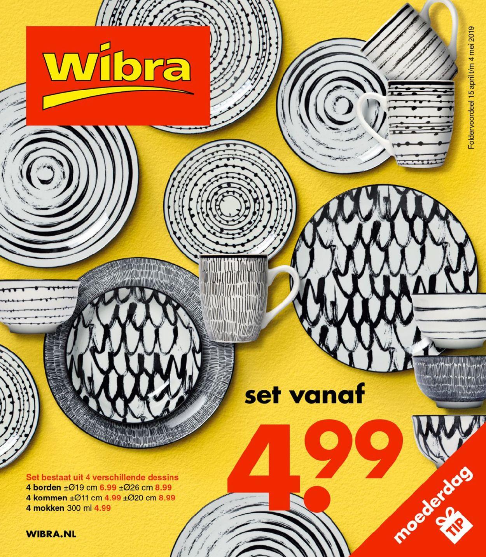 Wibra Folder - 15.04-04.05.2019