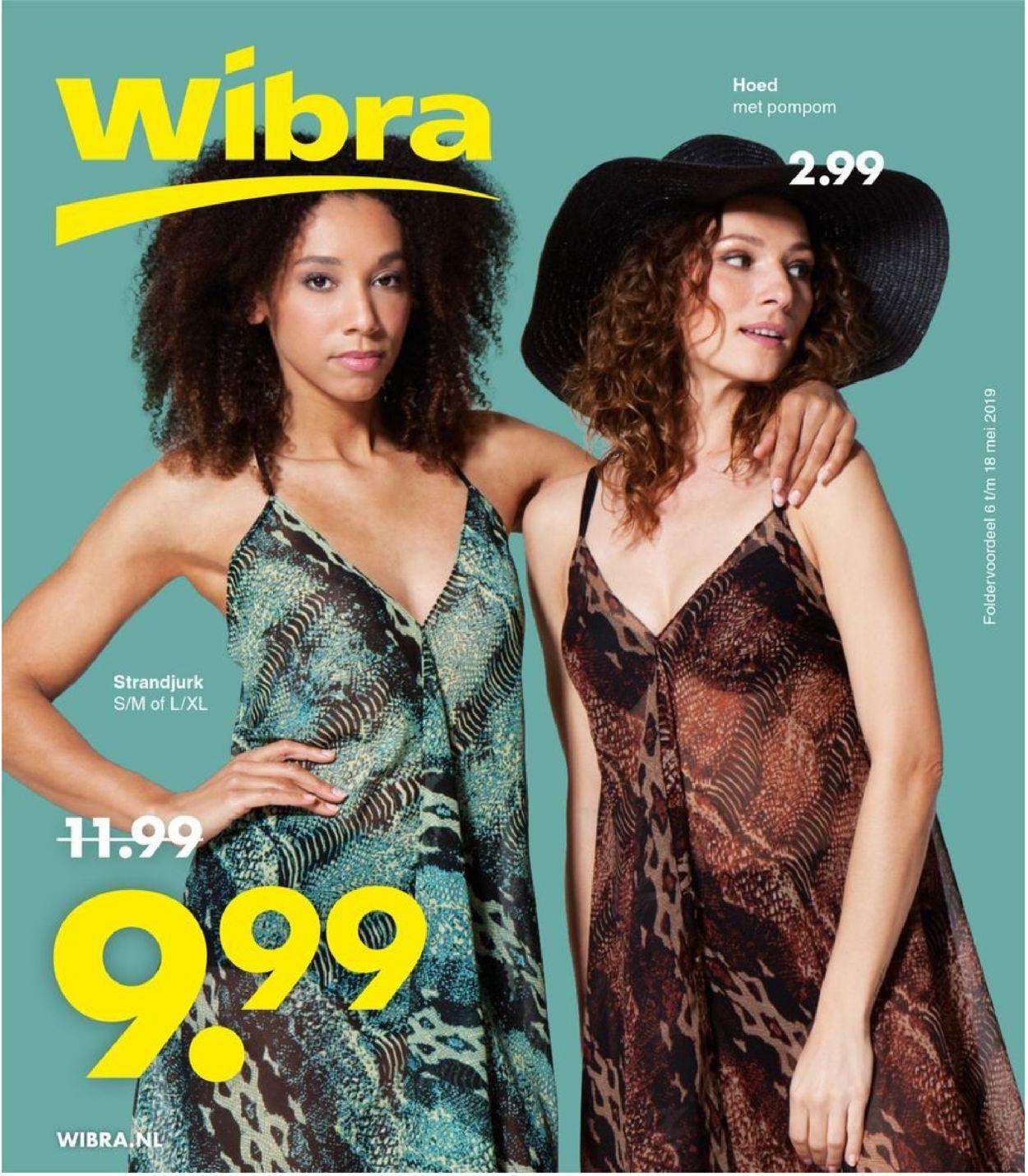 Wibra Folder - 06.05-18.05.2019