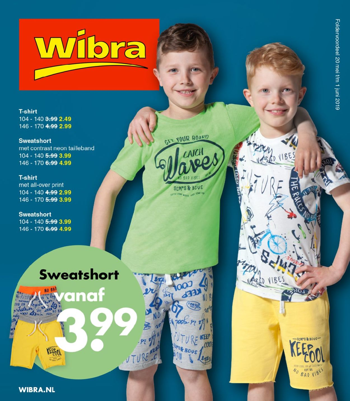 Wibra Folder - 20.05-01.06.2019