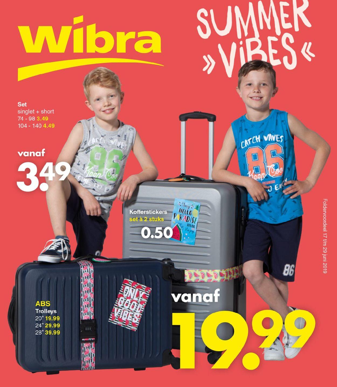 Wibra Folder - 17.06-29.06.2019