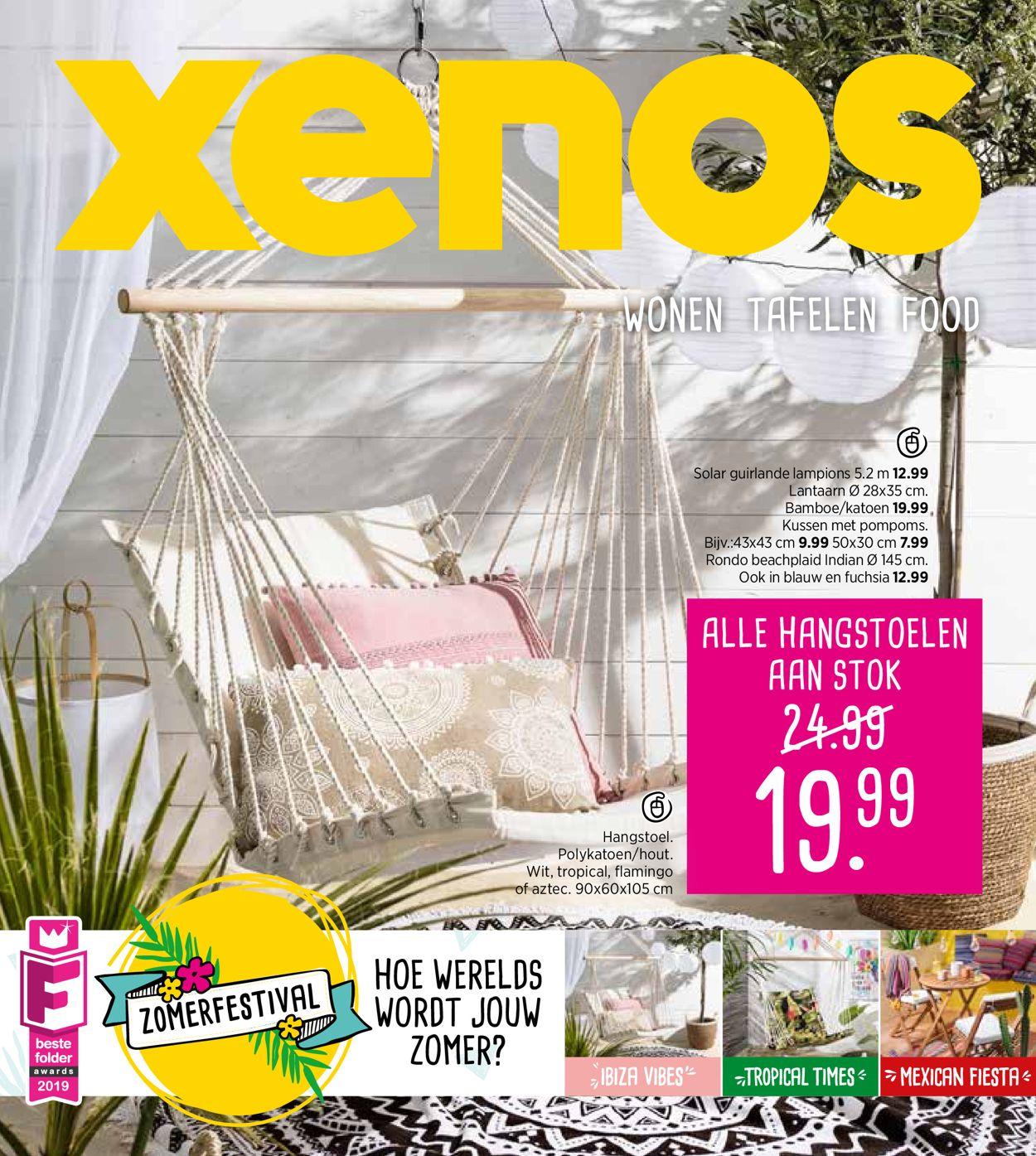 Xenos Folder - 20.05-02.06.2019