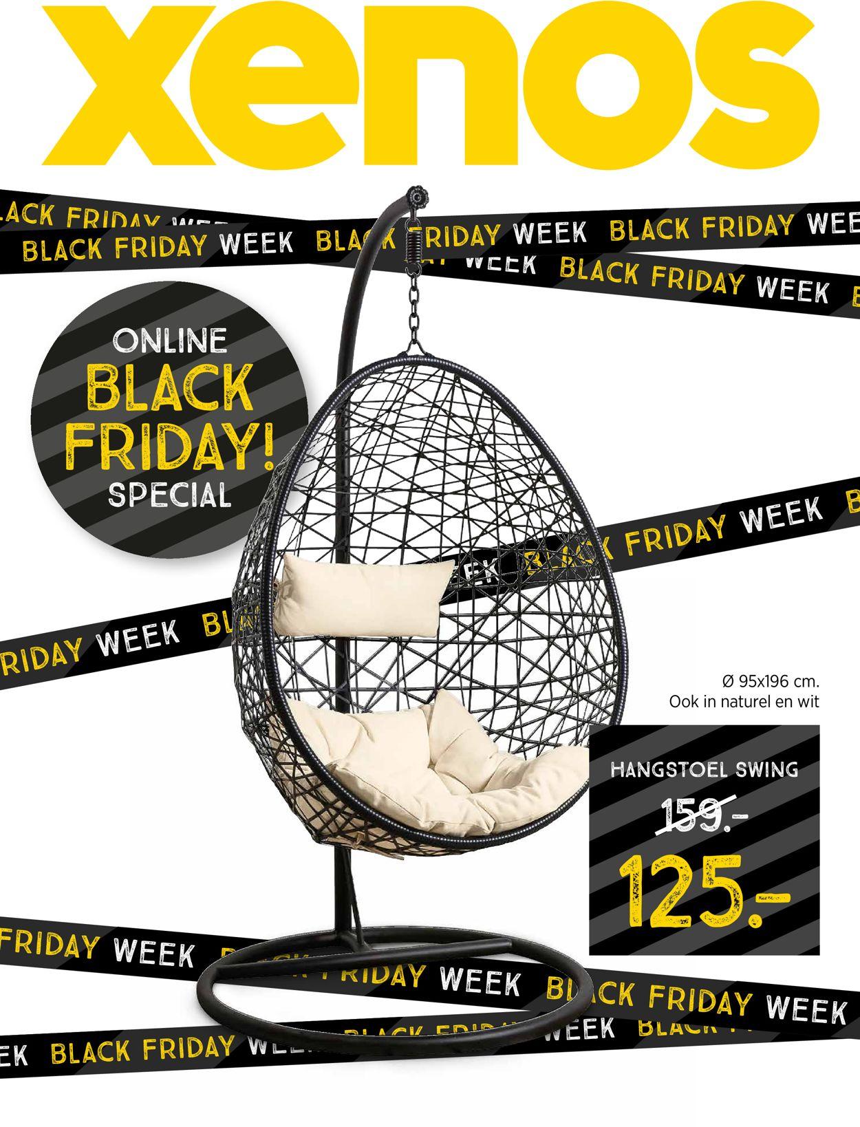 Xenos - Black Friday 2019 Folder - 25.11-02.12.2019