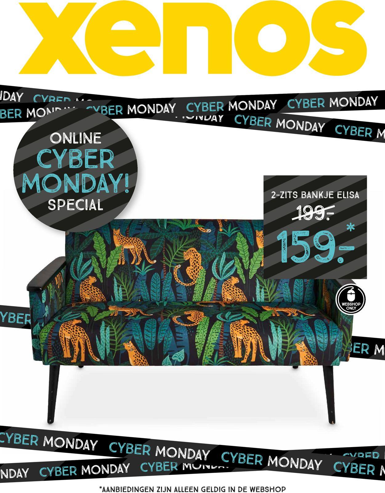 Xenos - Cyber Monday 2019 Folder - 02.12-02.12.2019