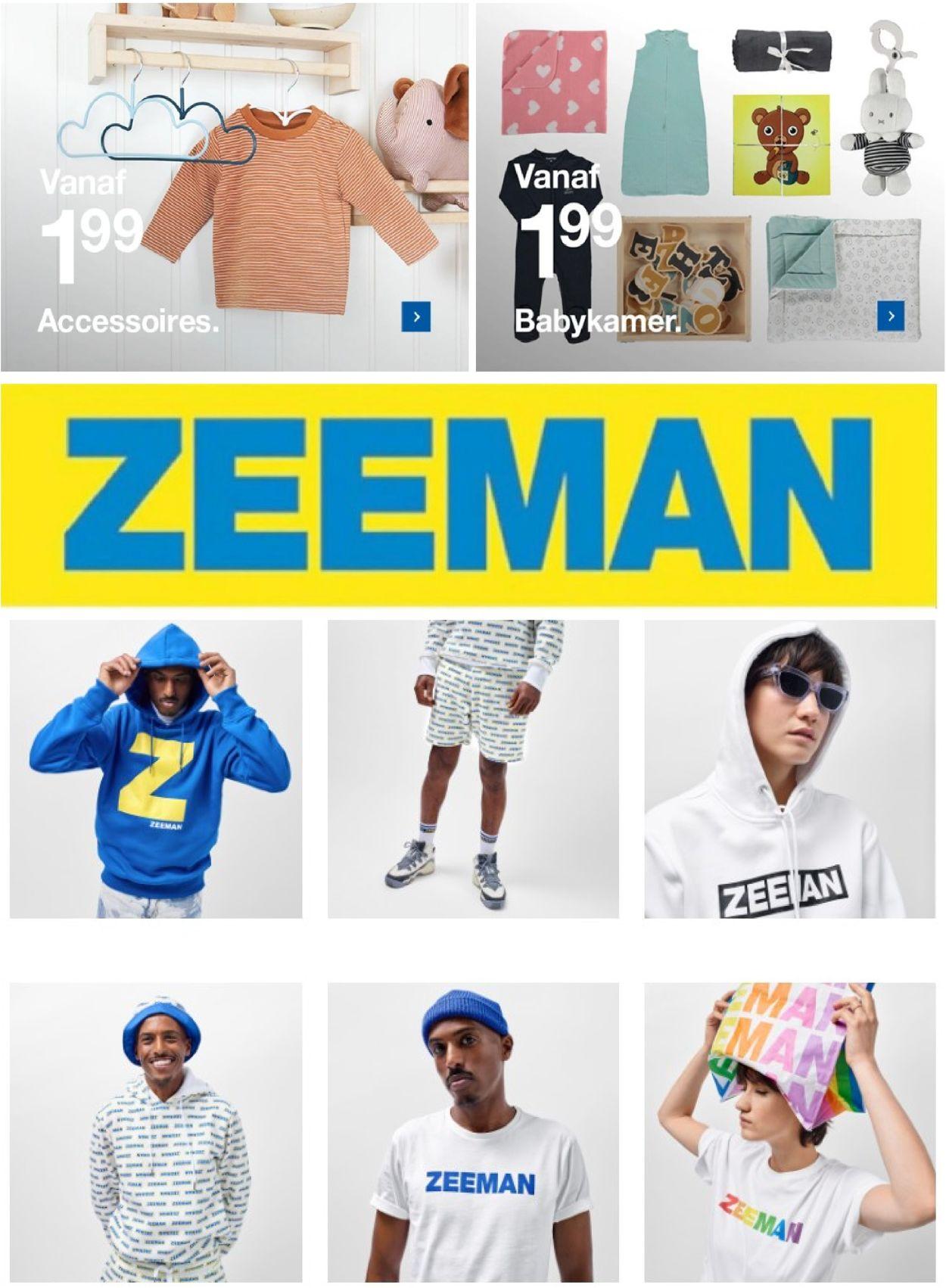 Zeeman Folder - 25.01-31.01.2021