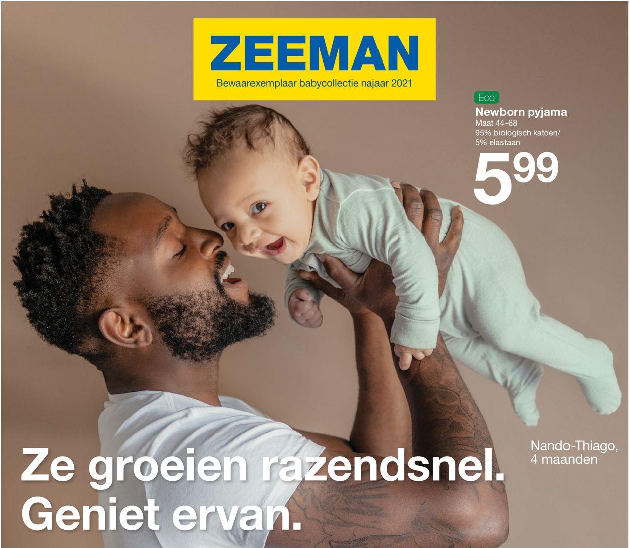 Zeeman Folder - 23.07-31.07.2021