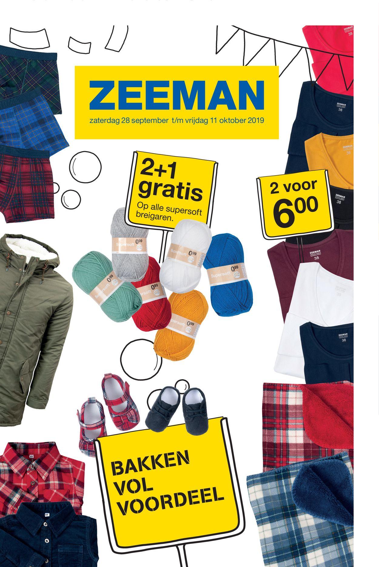 Zeeman Folder - 28.09-11.10.2019