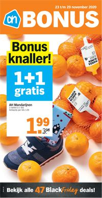 Albert Heijn Black Friday 2020