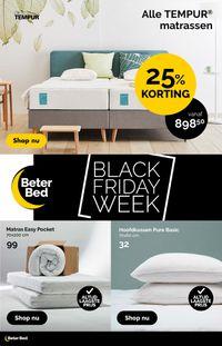 Beter Bed - BLACK FRIDAY WEEK 2020