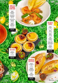Bidfood Paas Special