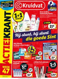 Kruidvat - BLACK FRIDAY 2020