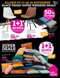 Leen Bakker Black Friday 2020