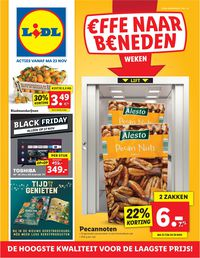 Lidl - Black Friday 2020