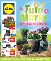 Lidl Tuinmarkt