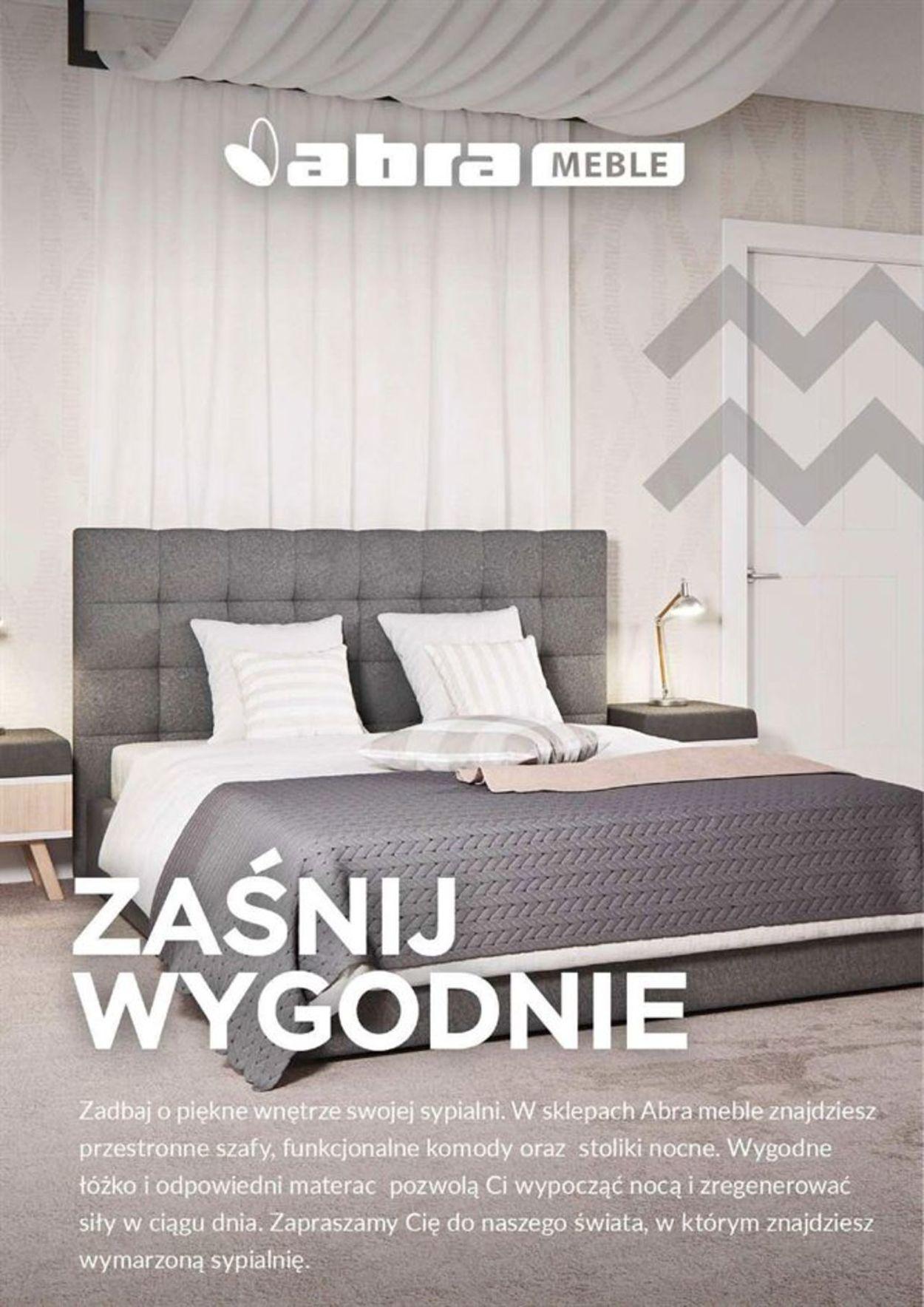 Gazetka promocyjna Abra - 19.06-19.08.2019