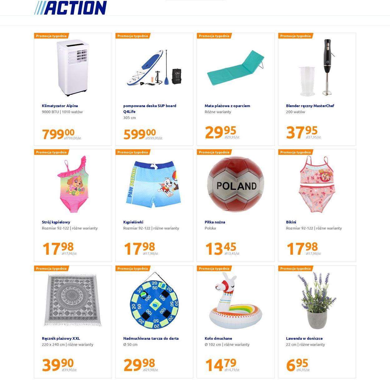 Gazetka promocyjna Action - 26.05-01.06.2021