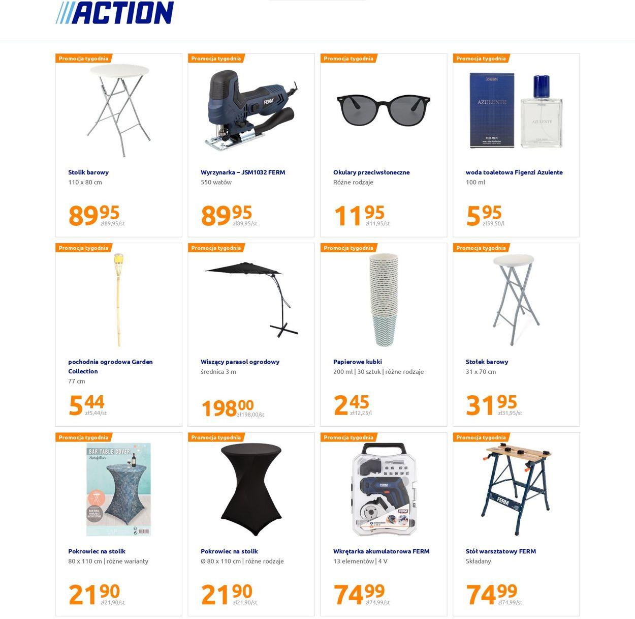 Gazetka promocyjna Action - 02.06-08.06.2021