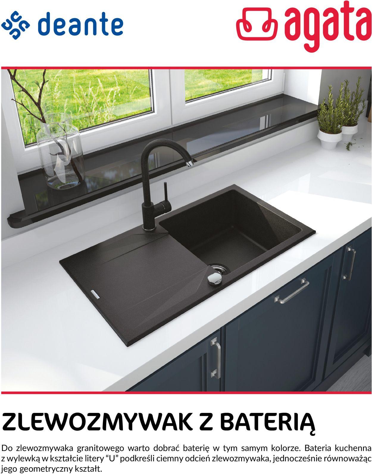 Gazetka promocyjna Agata Meble - 31.01-31.12.2021