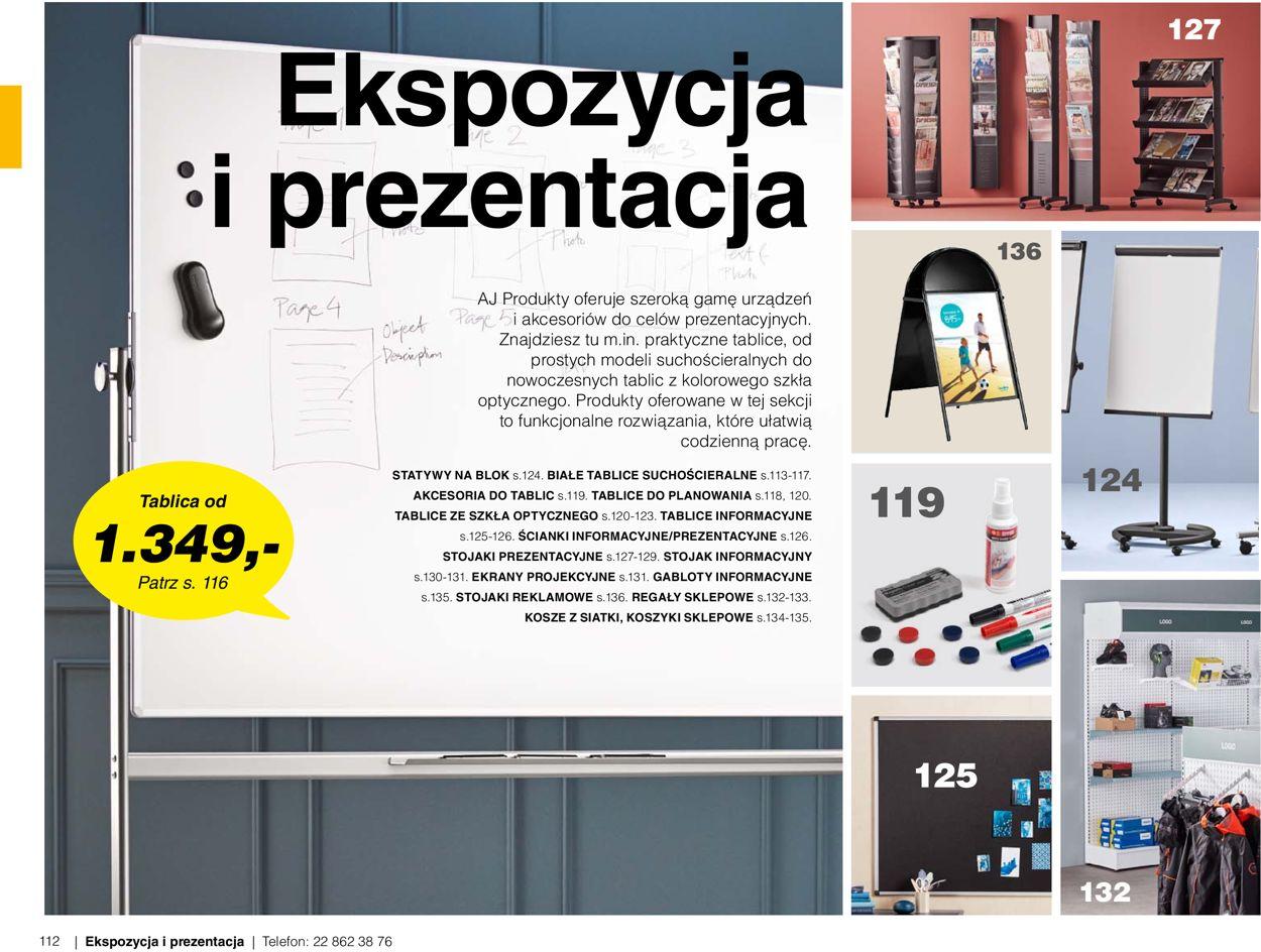 Gazetka promocyjna AJ Produkty - 02.03-30.06.2020