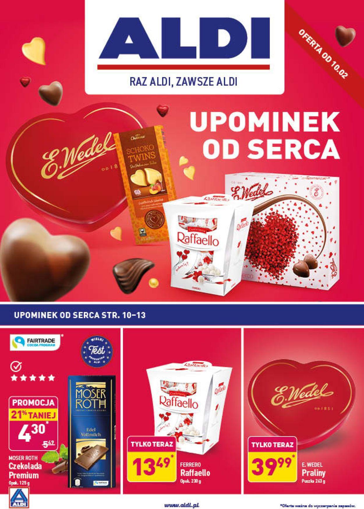 Gazetka promocyjna ALDI - 10.02-15.02.2020