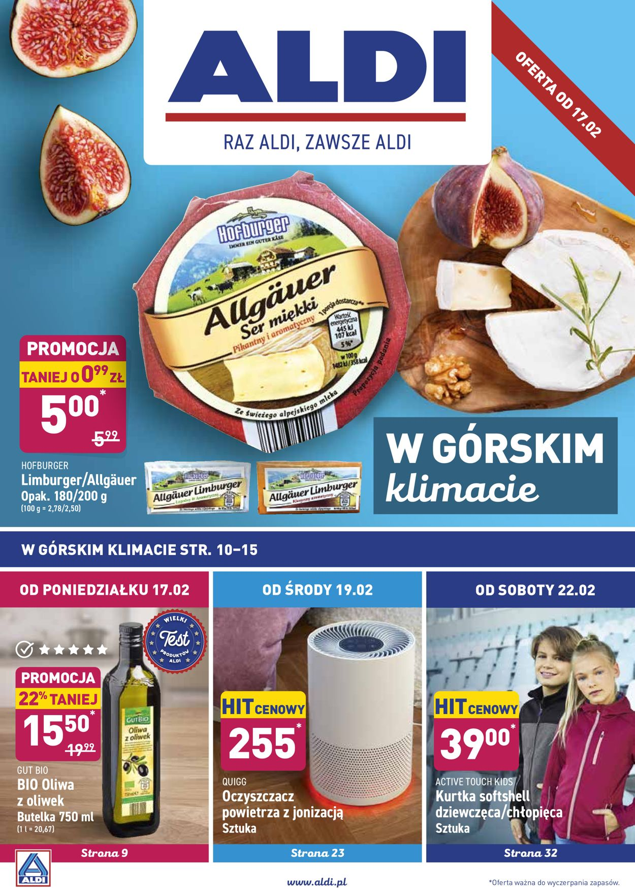 Gazetka promocyjna ALDI - 17.02-22.02.2020