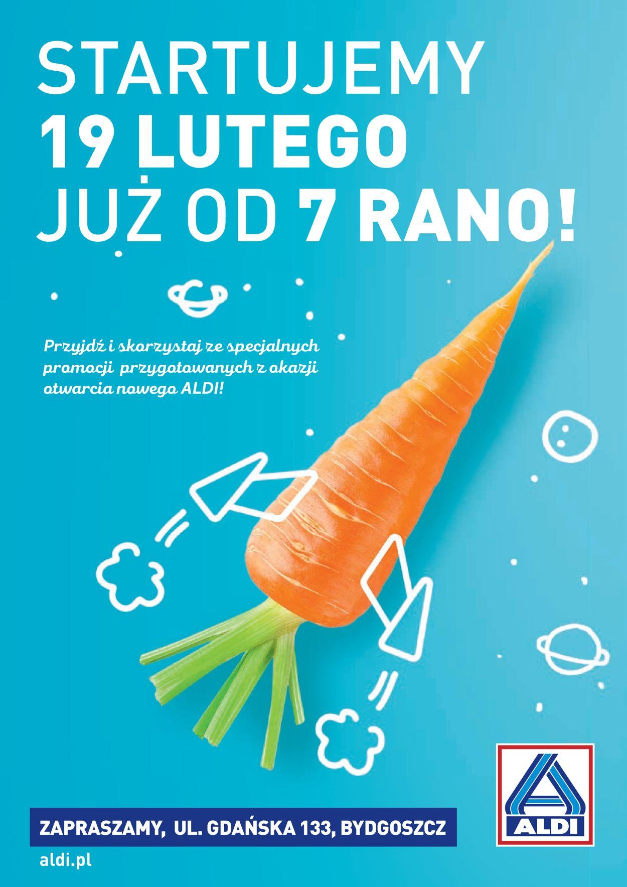 Gazetka promocyjna ALDI - 19.02-29.02.2020