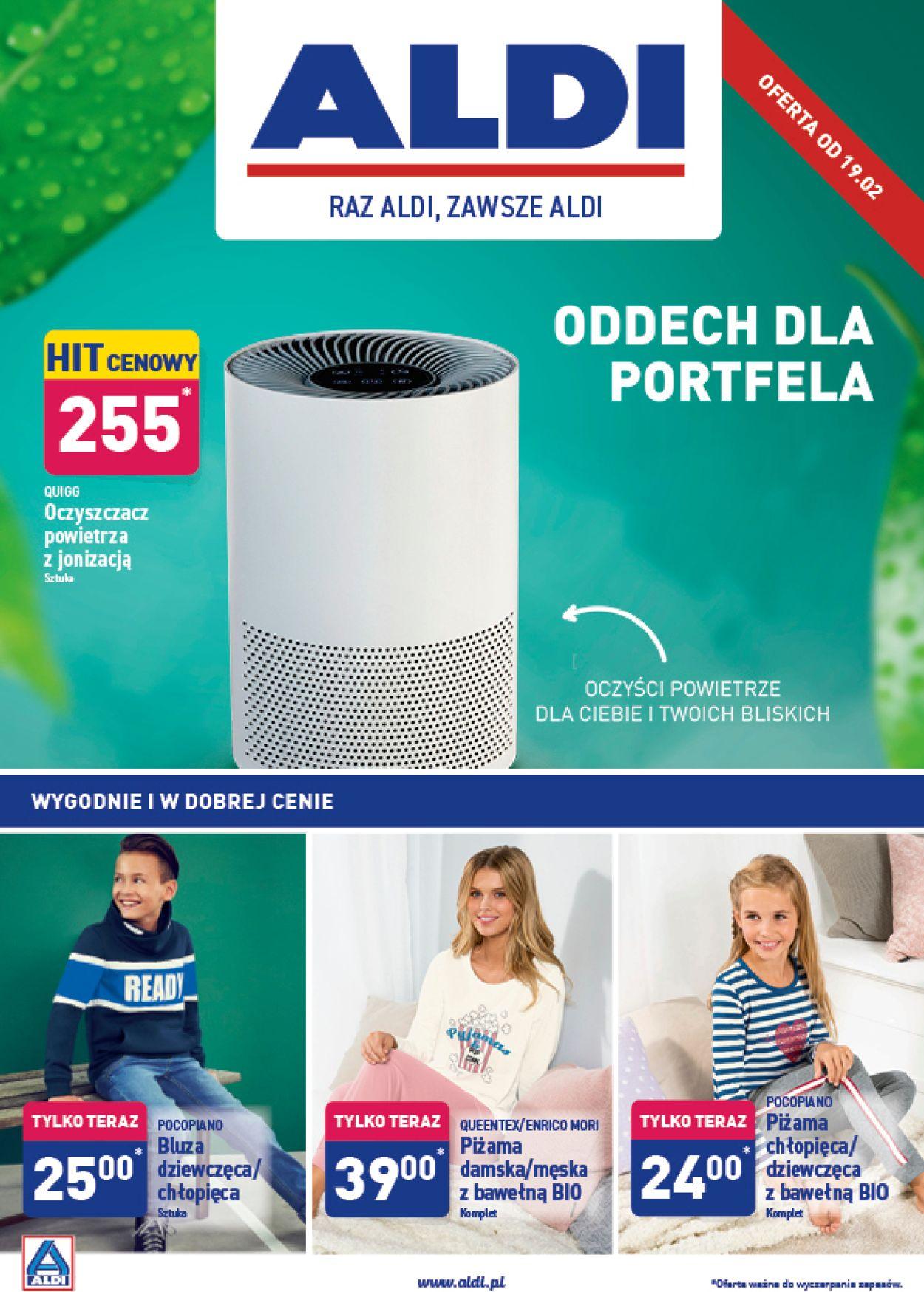 Gazetka promocyjna ALDI - 19.02-26.02.2020