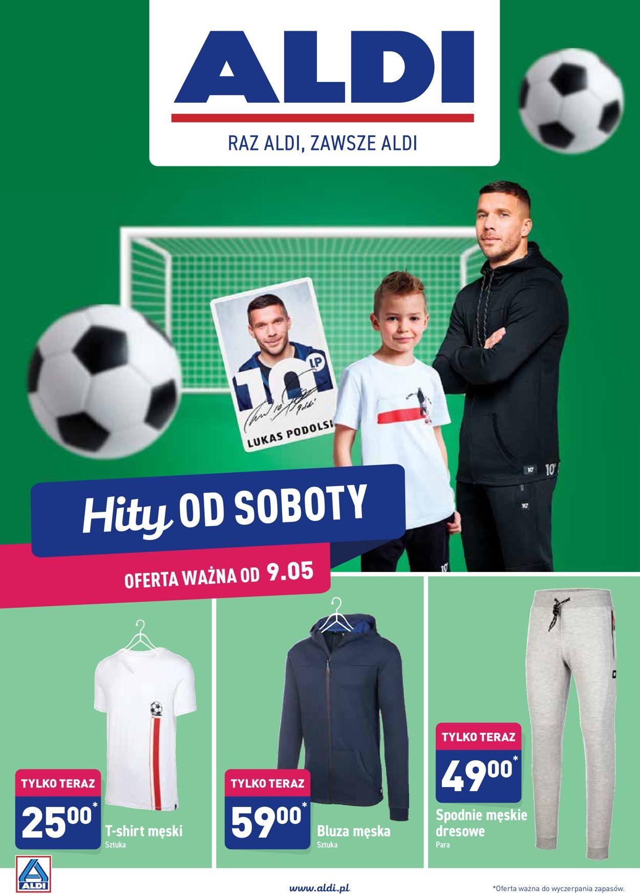 Gazetka promocyjna ALDI - 09.05-17.05.2020