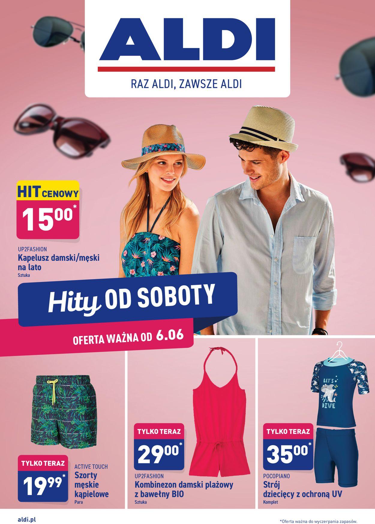 Gazetka promocyjna ALDI - 30.05-06.06.2020