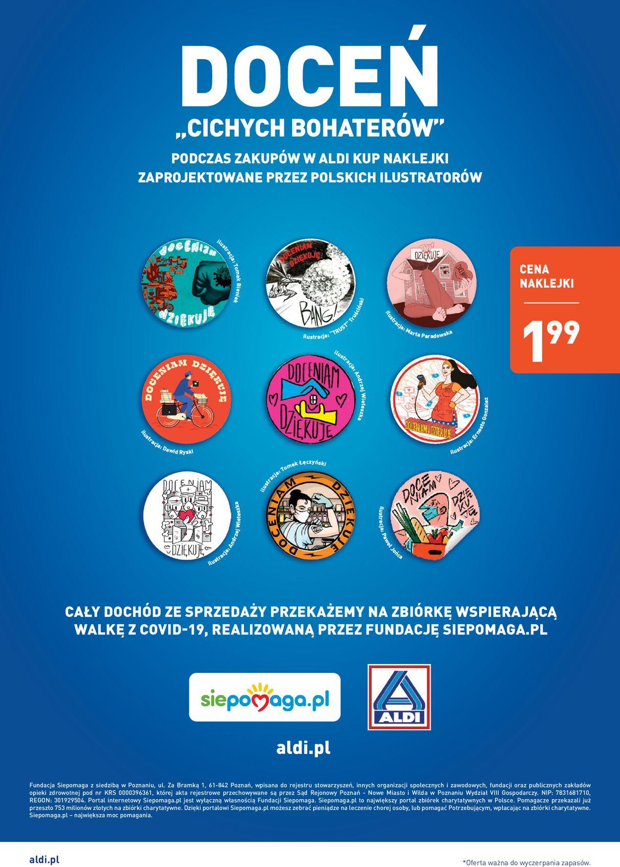 Gazetka promocyjna ALDI - 20.06-26.06.2020 (Strona 2)
