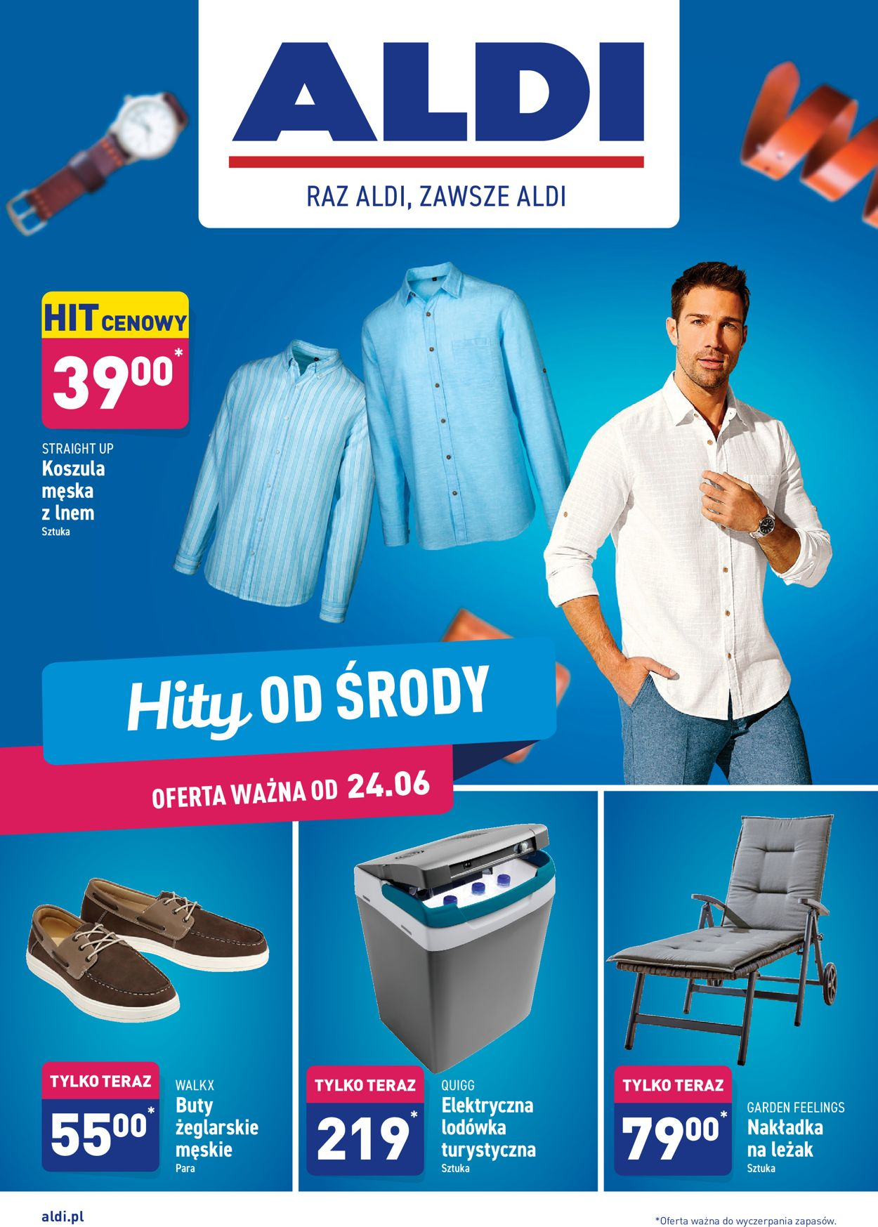 Gazetka promocyjna ALDI - 24.06-08.07.2020
