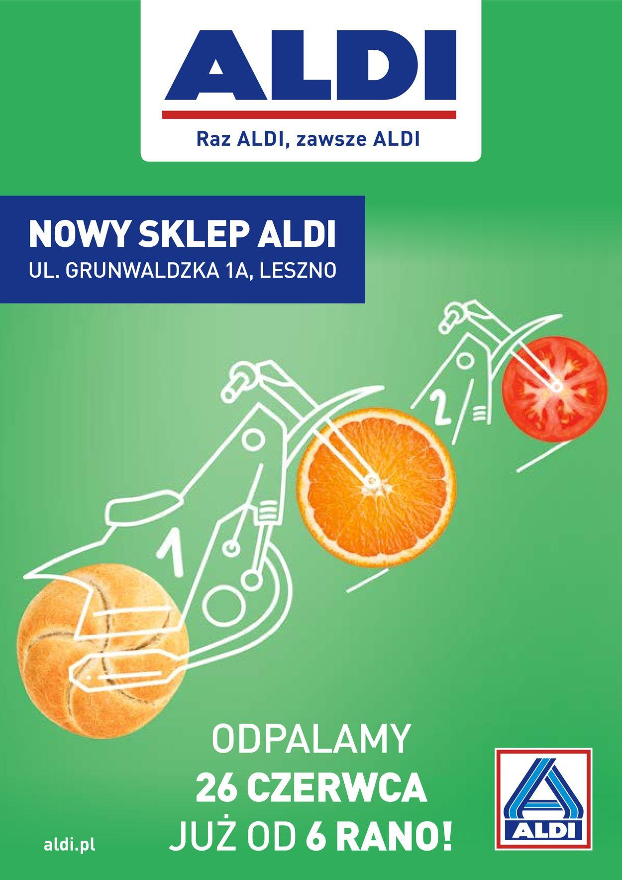 Gazetka promocyjna ALDI - 26.06-04.07.2020
