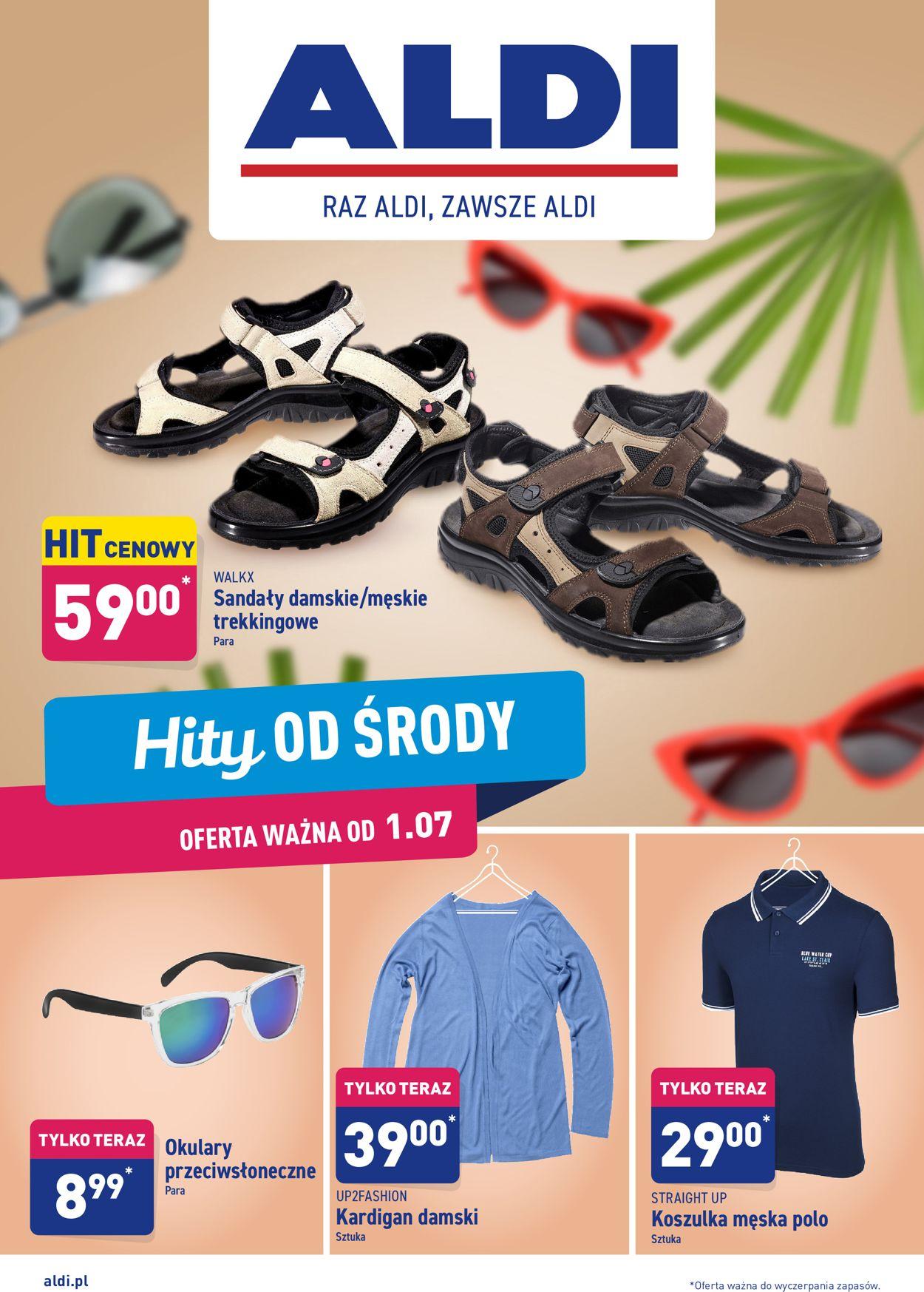 Gazetka promocyjna ALDI - 01.07-07.07.2020