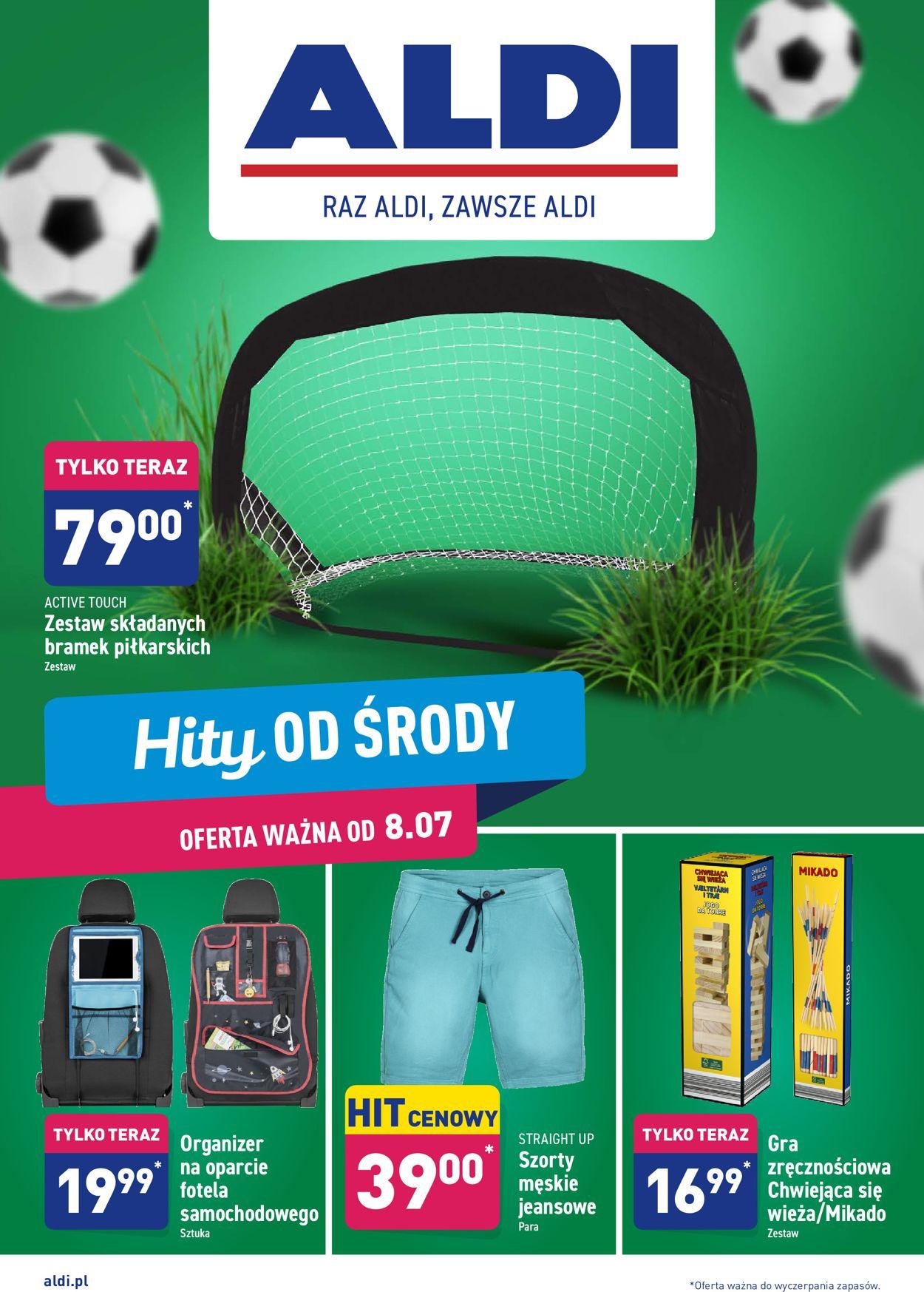 Gazetka promocyjna ALDI - 06.07-11.07.2020
