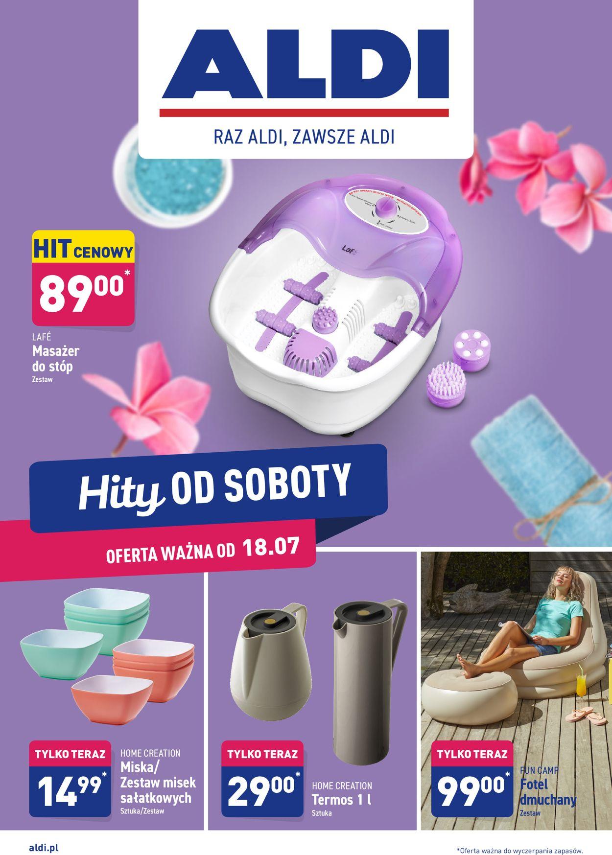 Gazetka promocyjna ALDI - 18.07-24.07.2020
