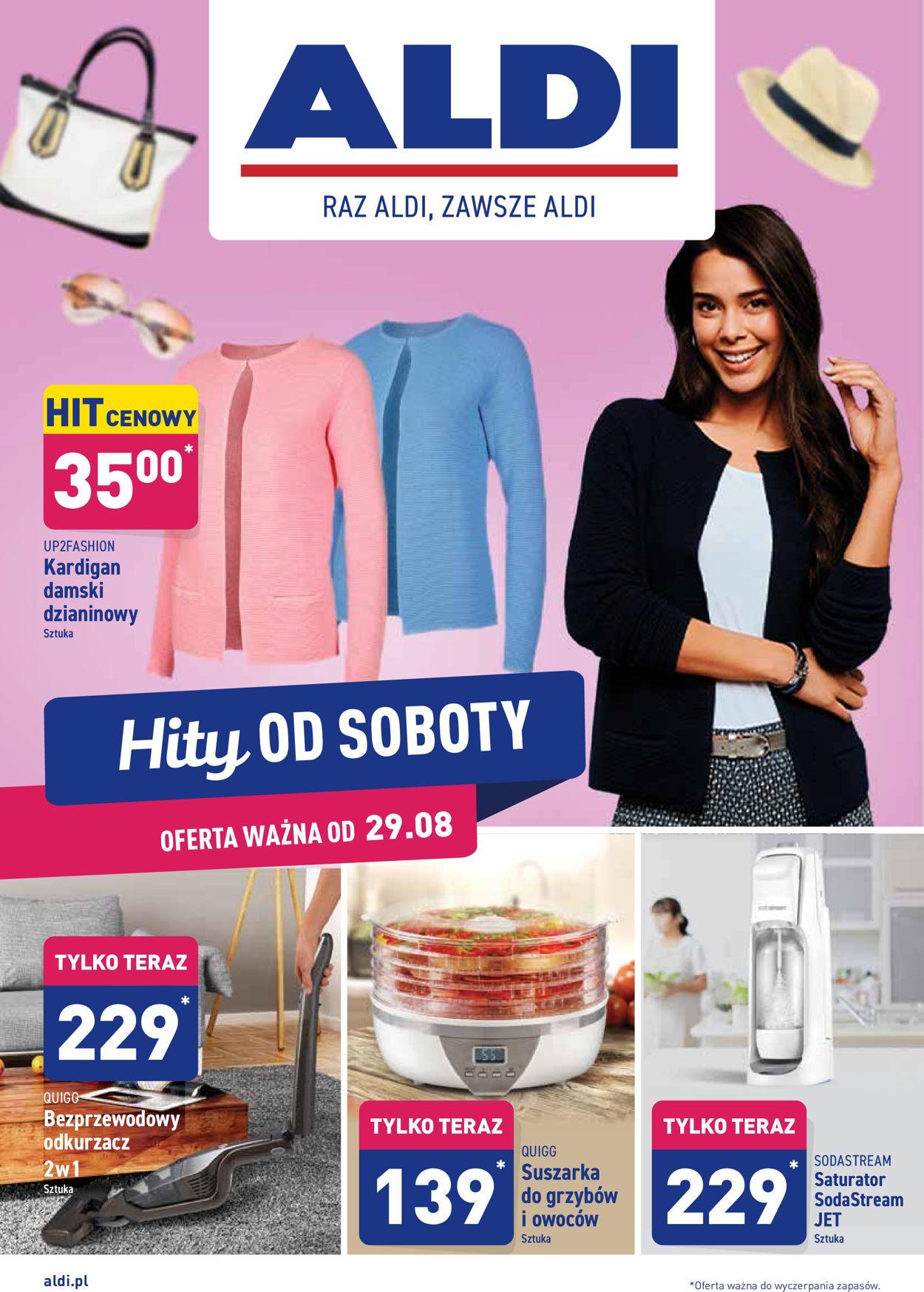 Gazetka promocyjna ALDI - 29.08-04.09.2020