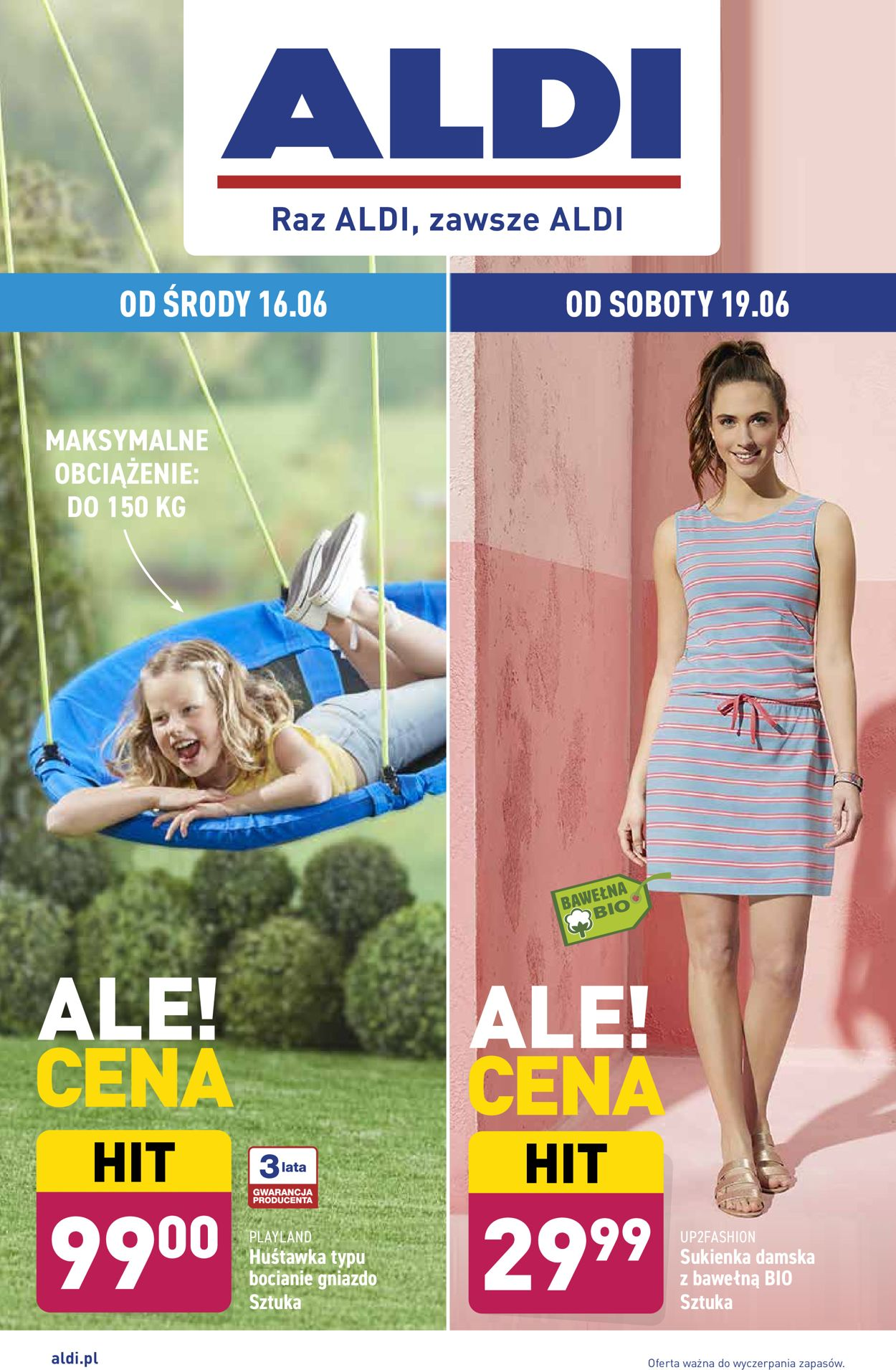 Gazetka promocyjna ALDI - 16.06-22.06.2021