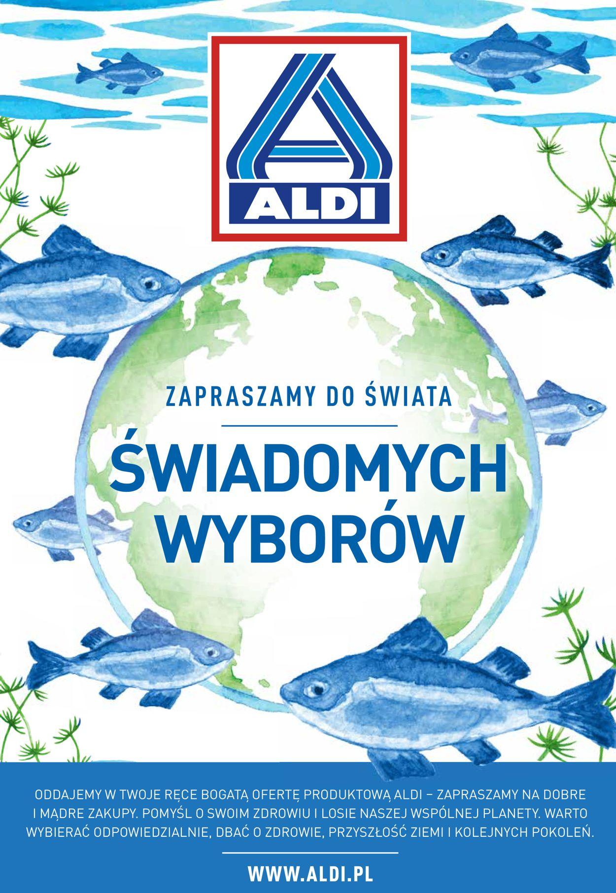 Gazetka promocyjna ALDI - 06.08-31.08.2019