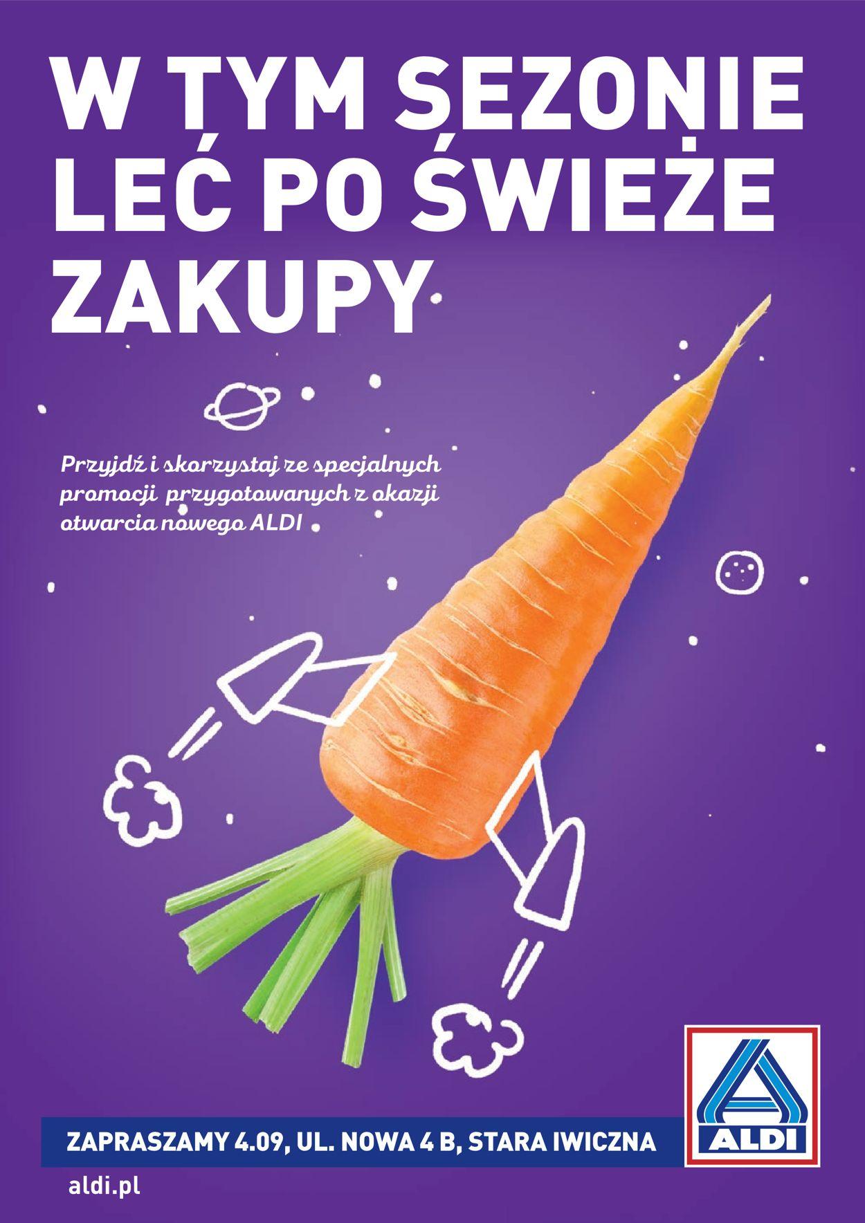 Gazetka promocyjna ALDI - 04.09-14.09.2019