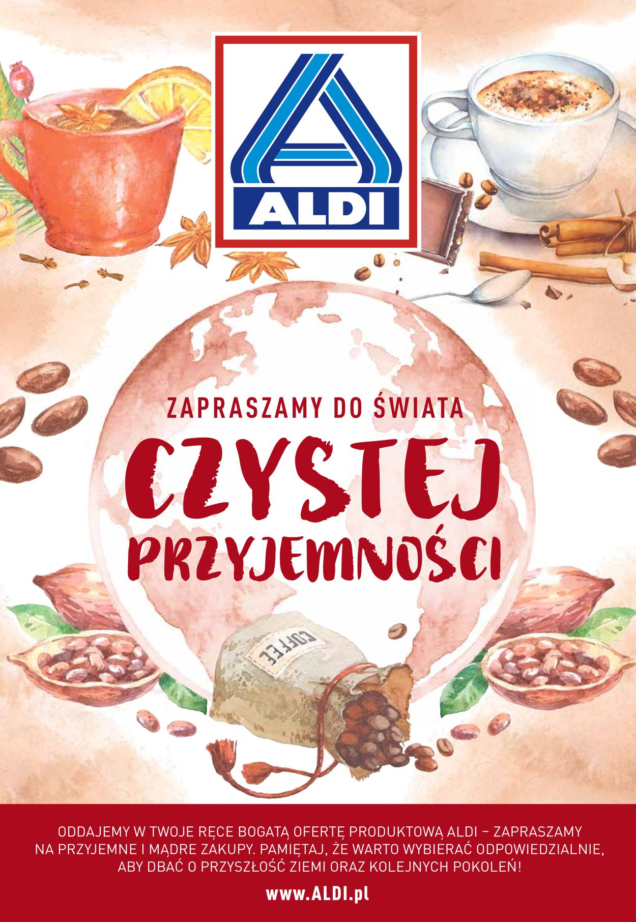 Gazetka promocyjna ALDI - 01.10-31.12.2019