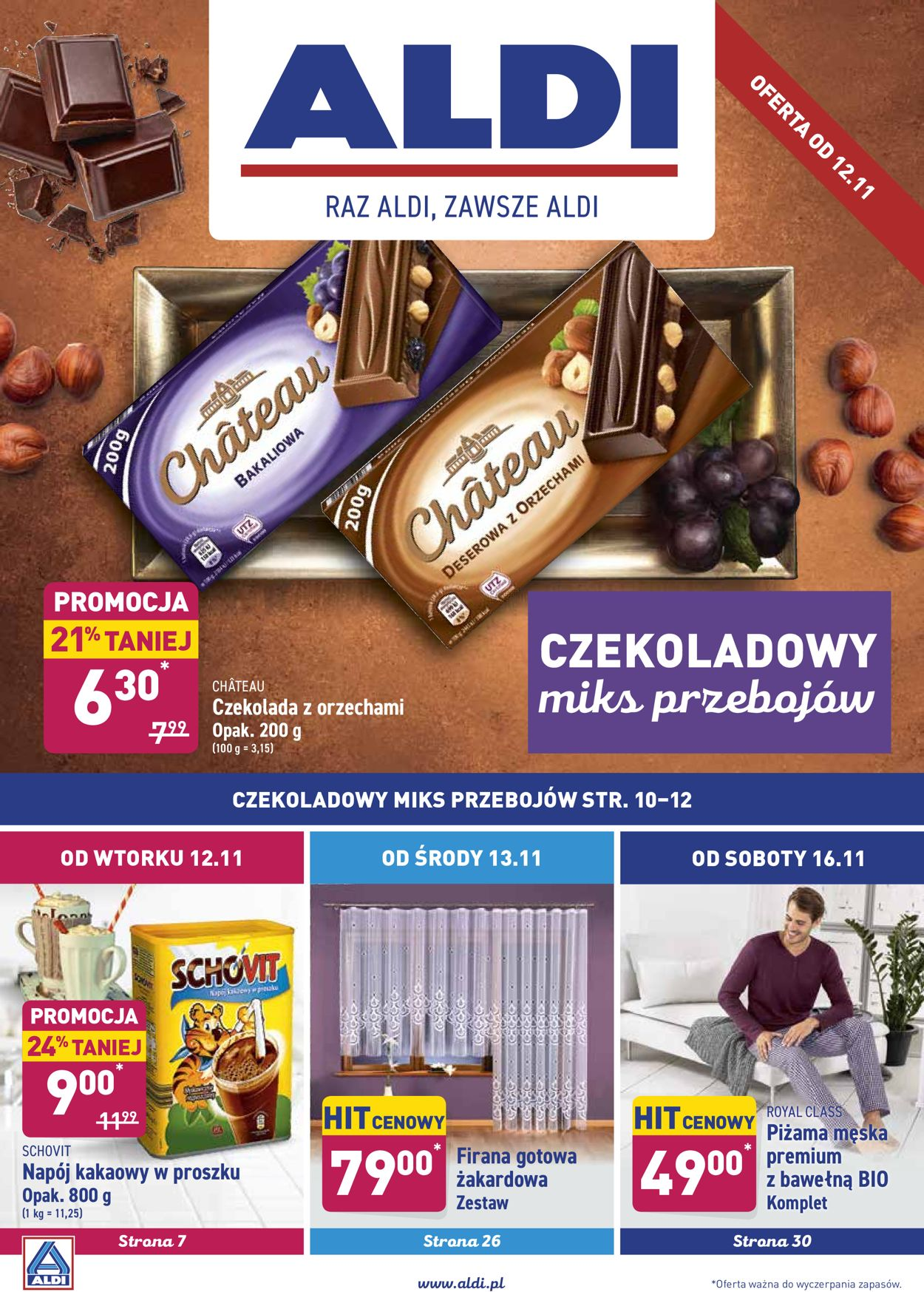 Gazetka promocyjna ALDI - 12.11-18.11.2019