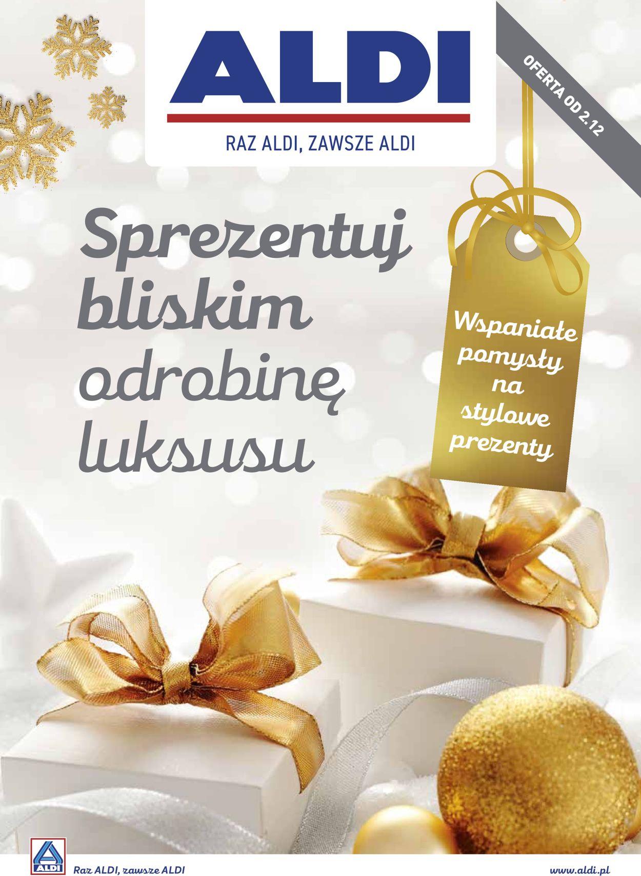 Gazetka promocyjna ALDI - 07.12-31.12.2019