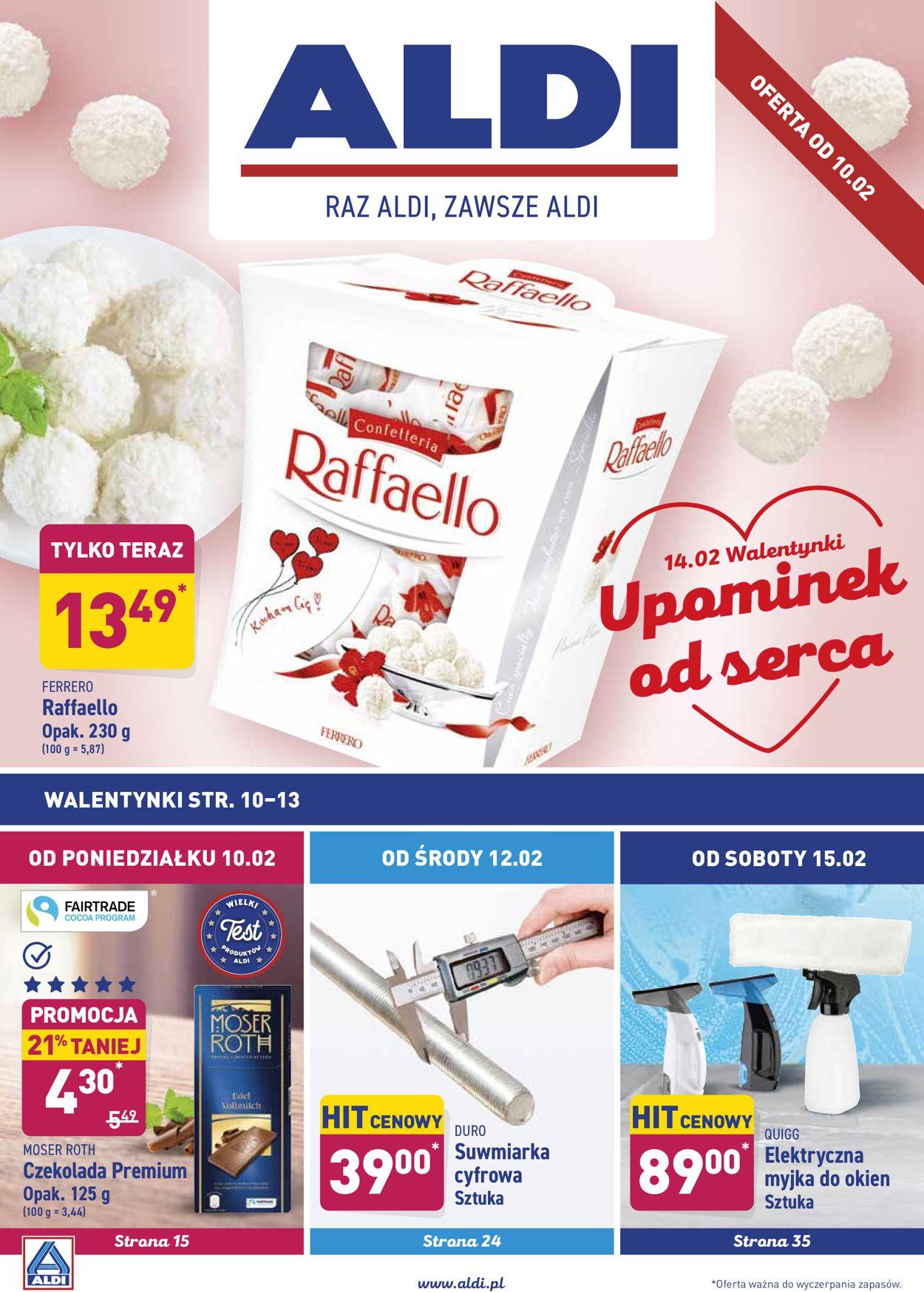 Gazetka promocyjna ALDI - 10.02-16.02.2020