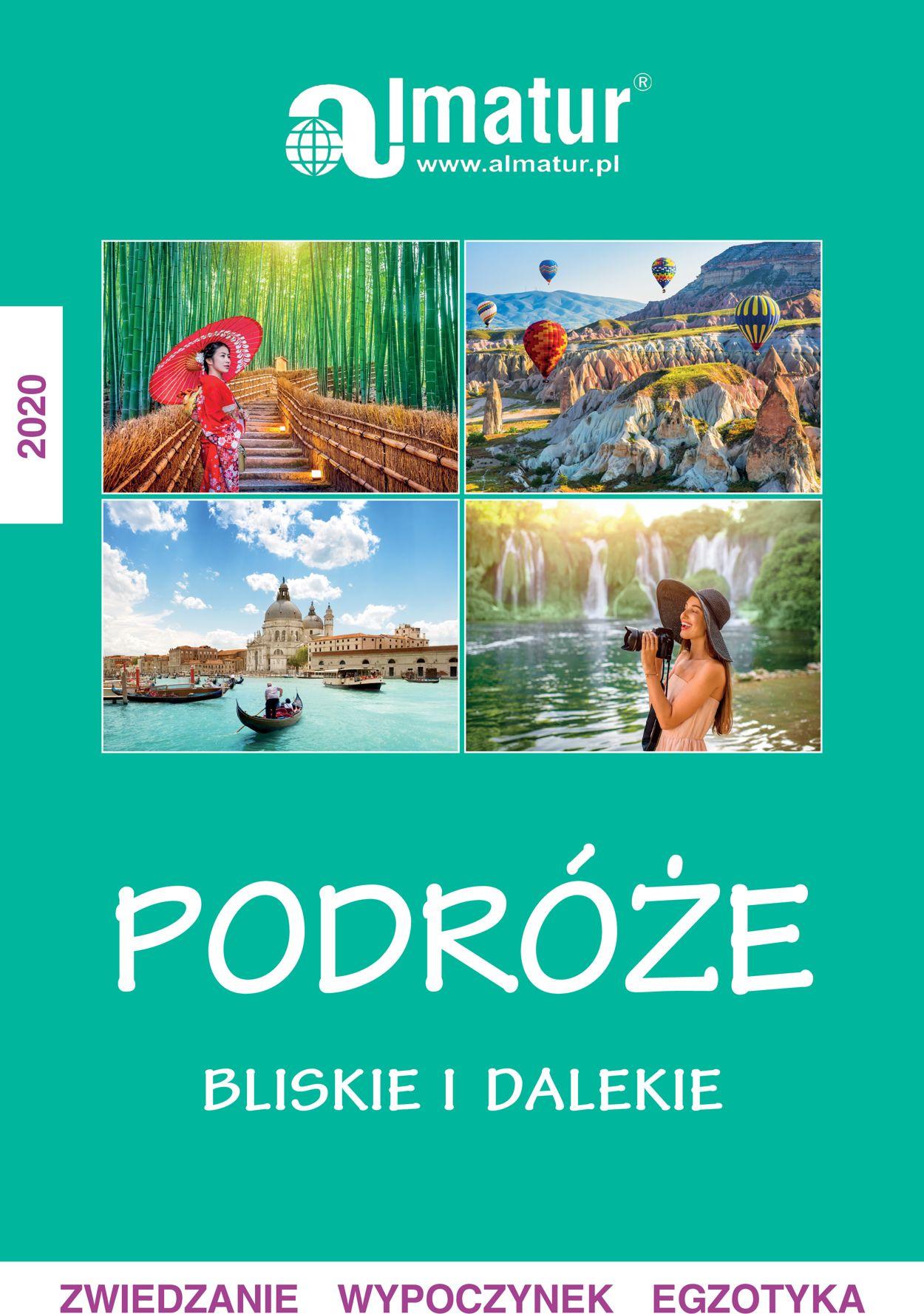 Gazetka promocyjna Almatur - 19.06-31.12.2020