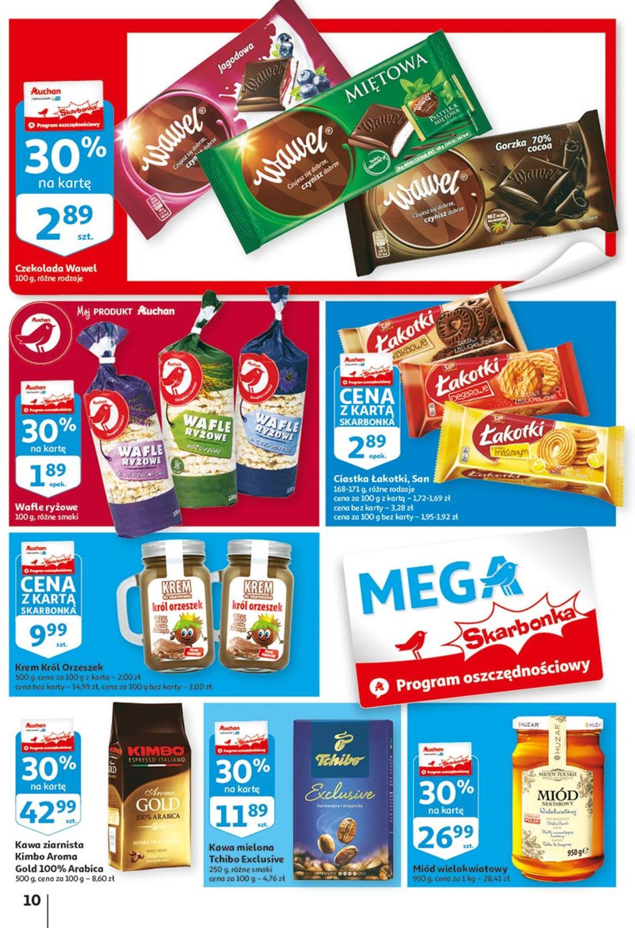 Gazetka promocyjna Auchan - 04.06-10.06.2020 (Strona 10)