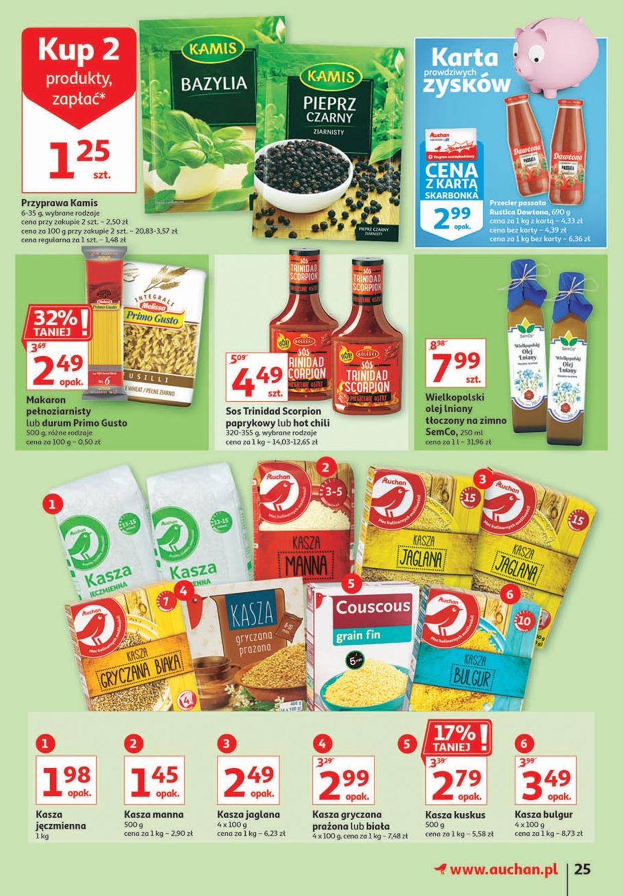 Gazetka promocyjna Auchan - 06.08-12.08.2020 (Strona 25)