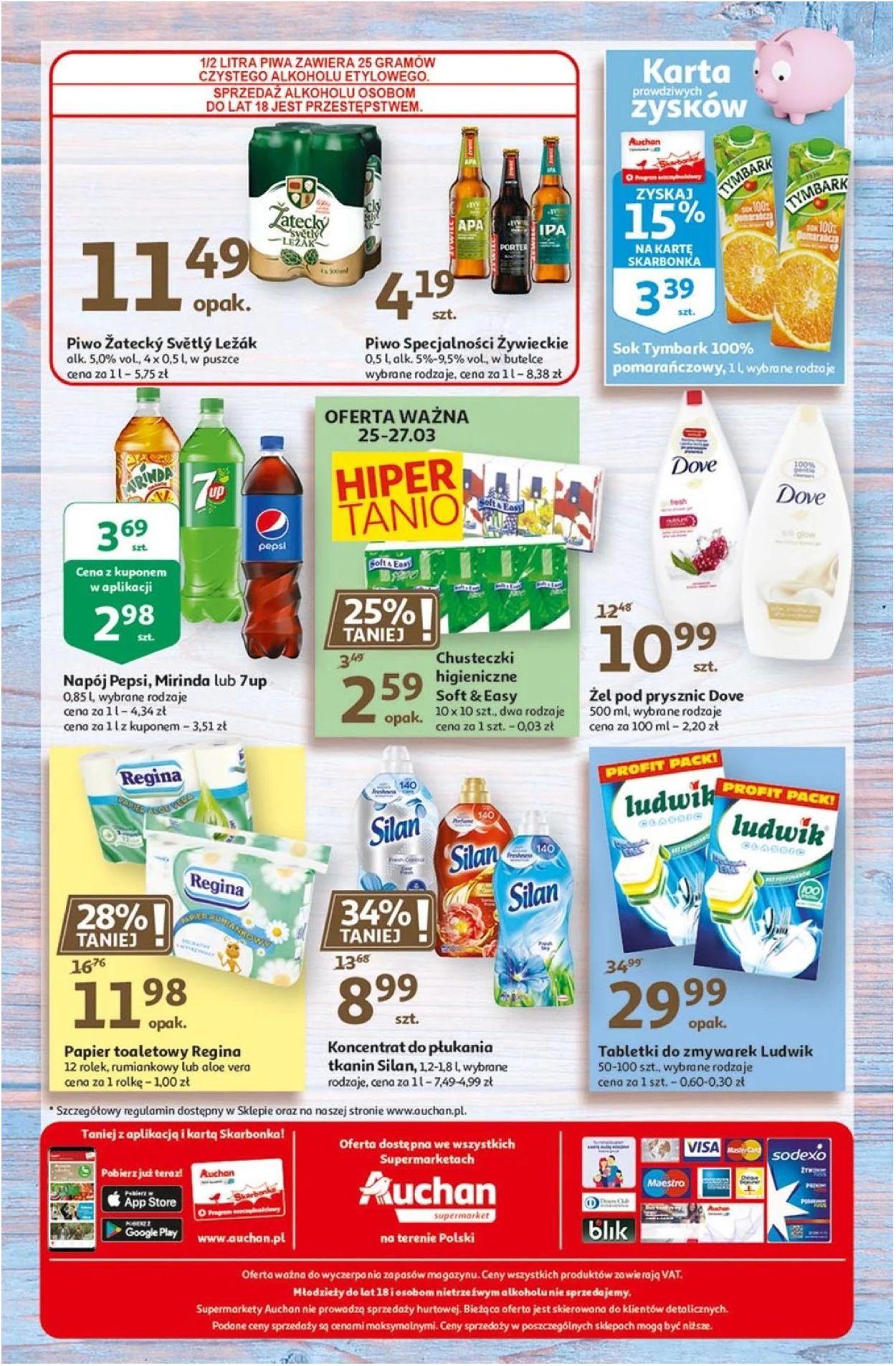 Gazetka promocyjna Auchan Wielkanoc 2021! - 25.03-03.04.2021 (Strona 12)