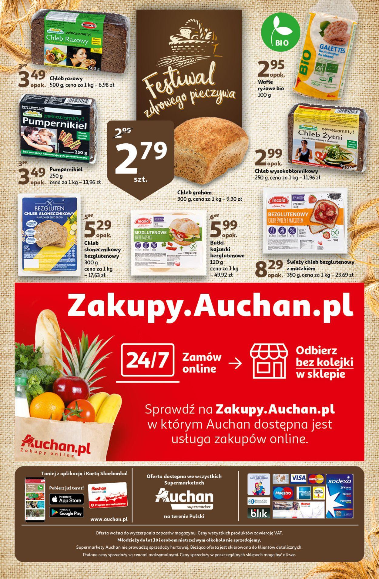 Gazetka promocyjna Auchan - 08.04-14.04.2021 (Strona 8)
